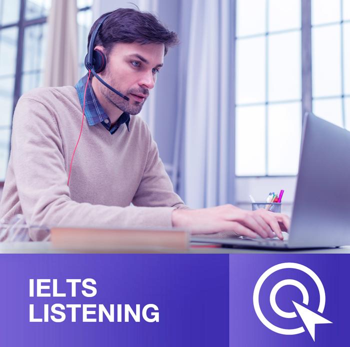 ทดสอบ IELTS Listening ออนไลน์