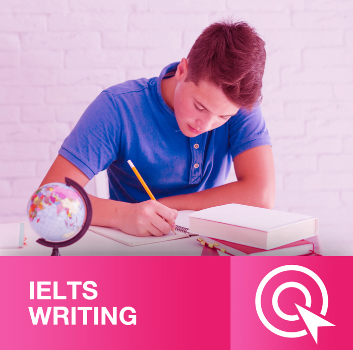 ทดสอบ IELTS Writing ออนไลน์