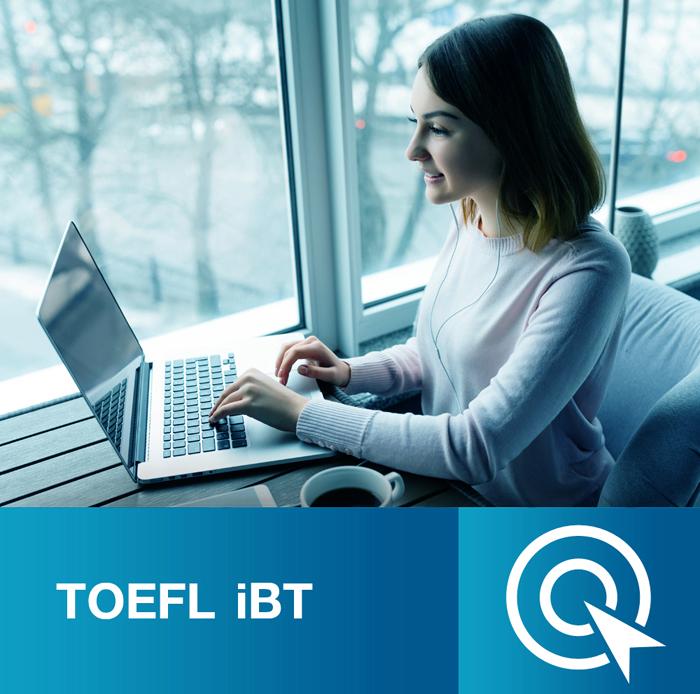 ทดสอบ TOEFL iBT ออนไลน์
