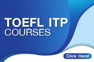 TOEFL ITP COURSES