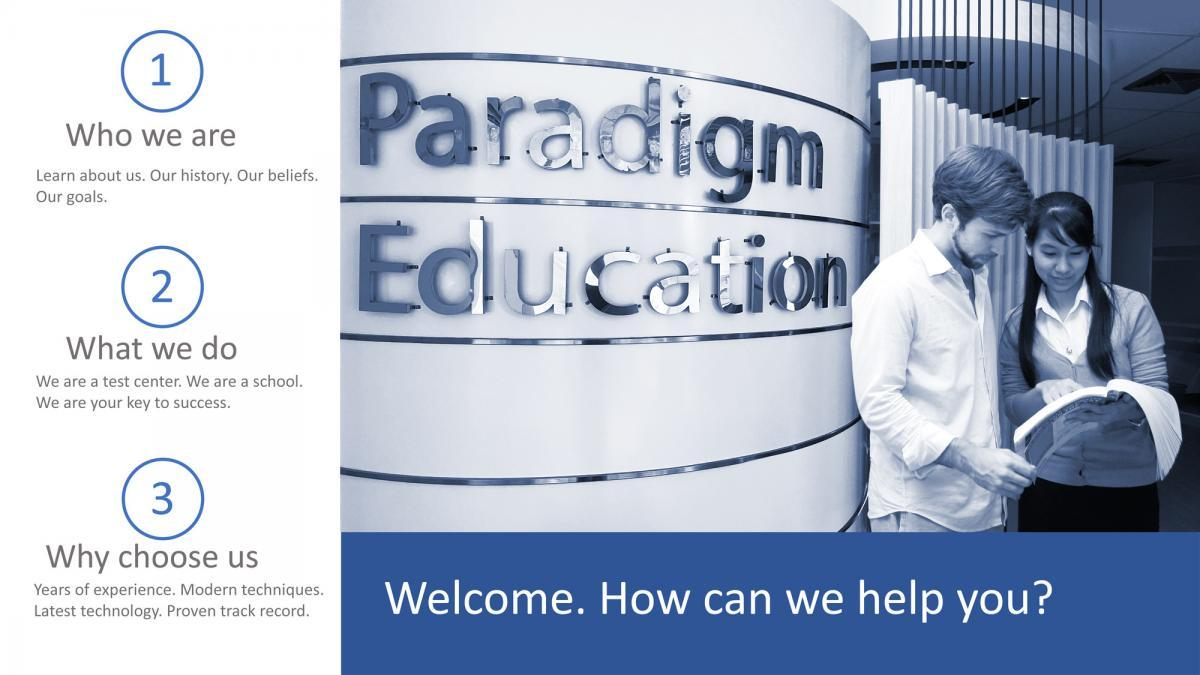 2021 02 Paradigm Company Profile